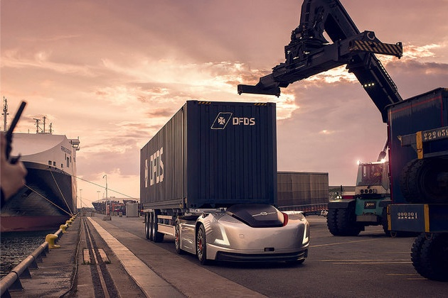 Volvo Bets Big On Autonomous Freight Transport, Establishes Dedicated Business Group