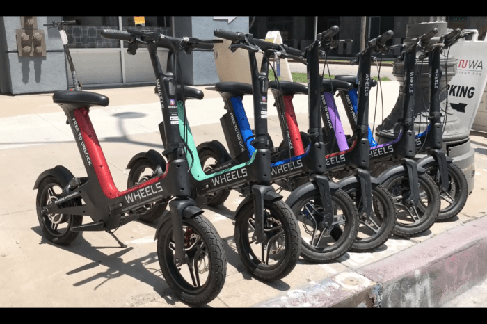 VIDEO: Wheels Micromobility Review – CoMotion & Have A Go