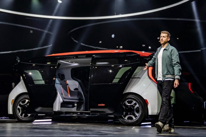 Week in Review: Cruise unveils the Origin AV, Kia bets BIG on EVs, Mitsubishi has a Dieselgate moment