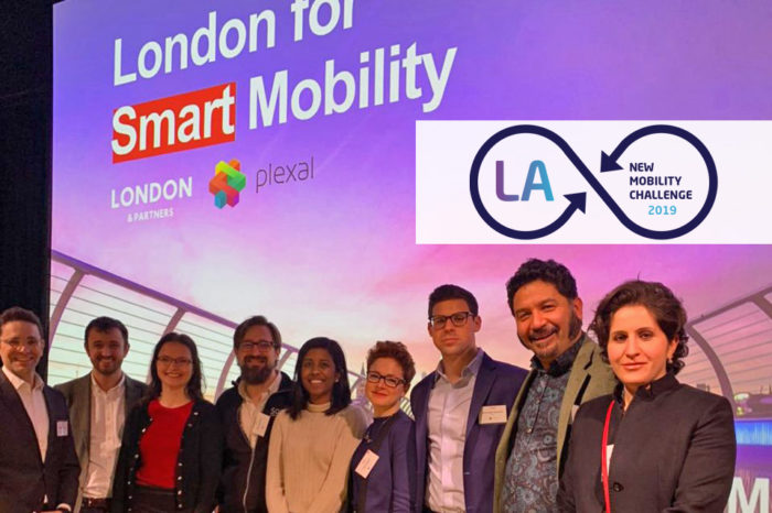 CoMotion's LA New Mobility Challenge Winners Head to the UK