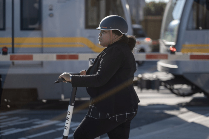 E-Scooters Make It Easier (And More Likely) For The Public To Use Mass Transit