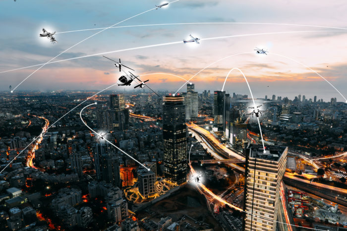 Searching for the Next AV Tech Disruptor? Look Up! eVTOL Is Real and Poised to Reinvent Urban Mobility