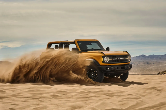 Ford's Big Bet on the New Bronco