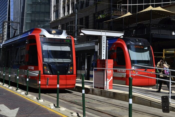 Week in Review: America votes for transit & Mercedes ditches driverless