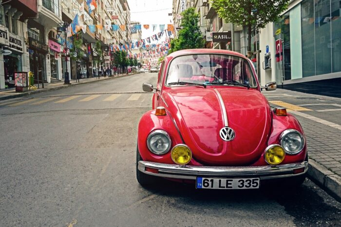 Week in Review: Big fines for VW & BMW, Stellantis joins EV arms race & remote-controlled taxis in Vegas